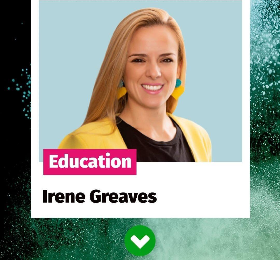 Irene Greaves Lovescaping