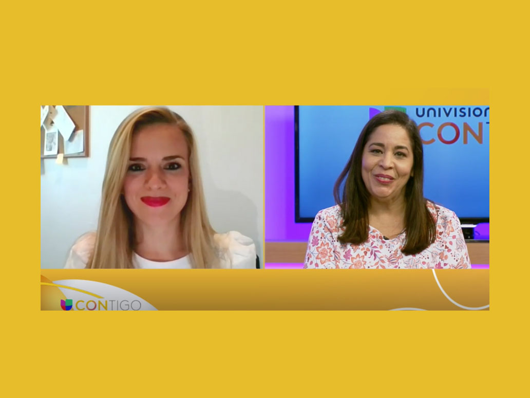 Irene's interview with Grace Olivares